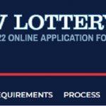 USA Diversity Visa Lottery Applicants Entrant Status Check 2022