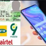 How to Link Your MTN Line, Glo Line, Airtel Line and 9mobile Line to NIN