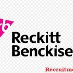 Reckitt Benckiser Recruitment