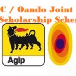 NNPC / NAOC / Oando Joint Venture Tertiary Scholarship Scheme 2021