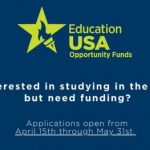 U.S. Embassy EducationUSA Opportunity Funds Program