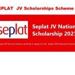 SEPLAT Scholarship