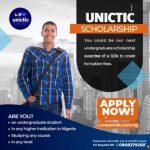 Unictic Scholarship 2021 for Nigeria Undergraduate Students - Register Here