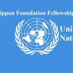 United Nations – Nippon Foundation Fellowship 2021