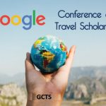 Google Travel and Conference Scholarships