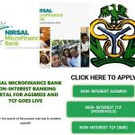 How to Apply for Nirsal Non Interest Loan - Joecrackconcept