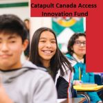 Catapult Canada Access Innovation Fund for Youth-Serving Organizations in Canada